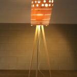 lampada da terra design